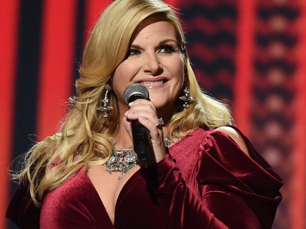 "Trisha Yearwood to Release Frank Sinatra Tribute Album, ""Let's Be Frank"""