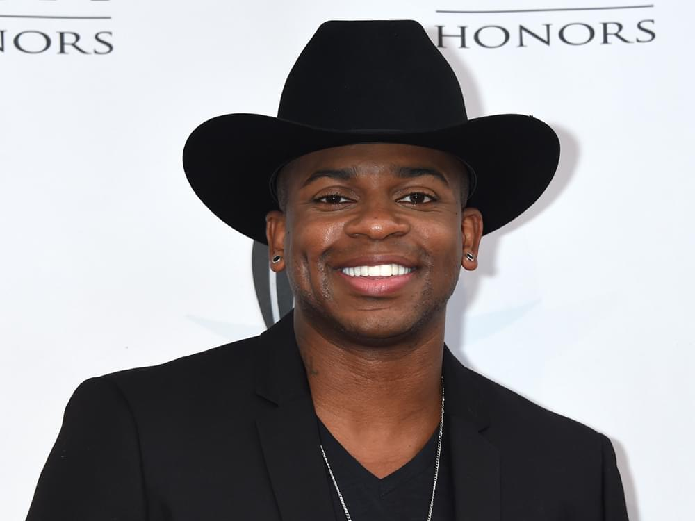 """Listen to Jimmie Allen's Upbeat New Single, """"Make Me Want To"""""""