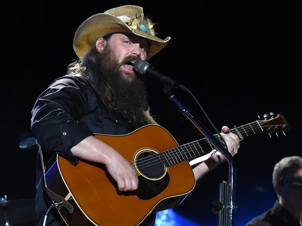 "Chris Stapleton's Tours Have Become a Family Affair: ""That's Always Been the Goal"""