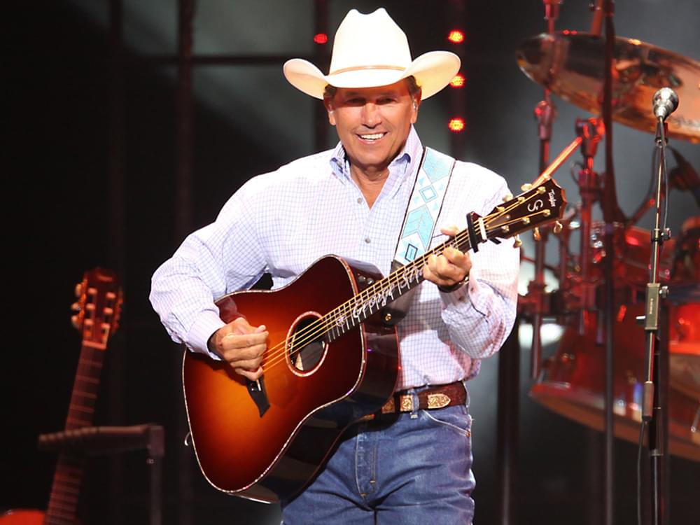 """Listen to George Strait's Boot-Scootin' New Single, """"Every Little Honky Tonk Bar"""""""