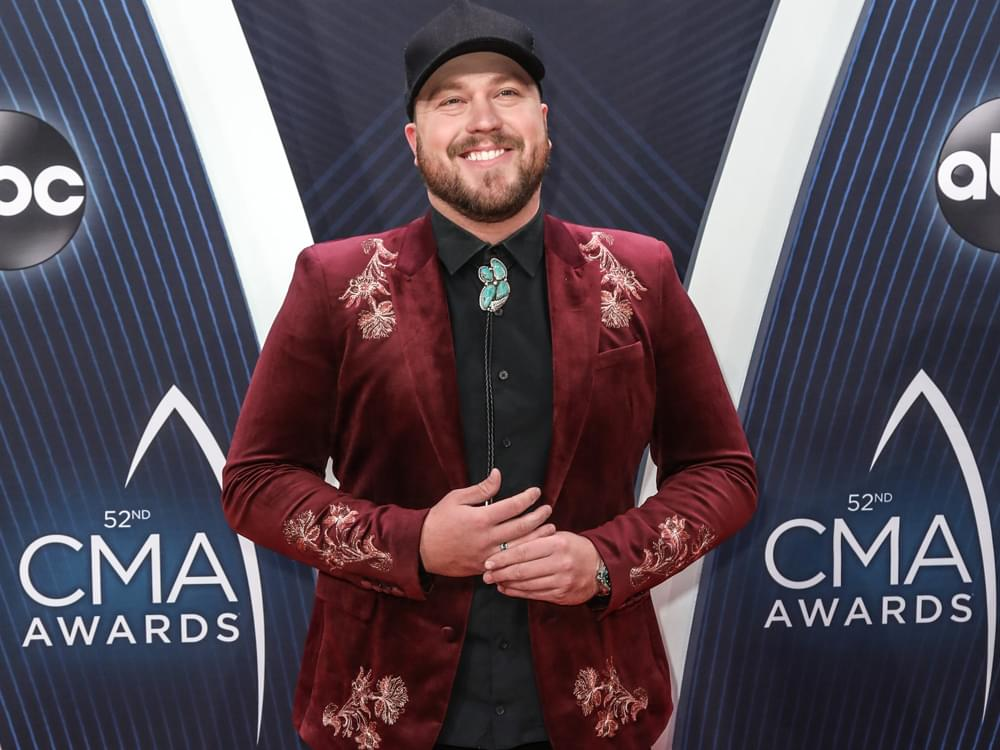 "Mitchell Tenpenny Scores First No. 1 Single With ""Drunk Me"""
