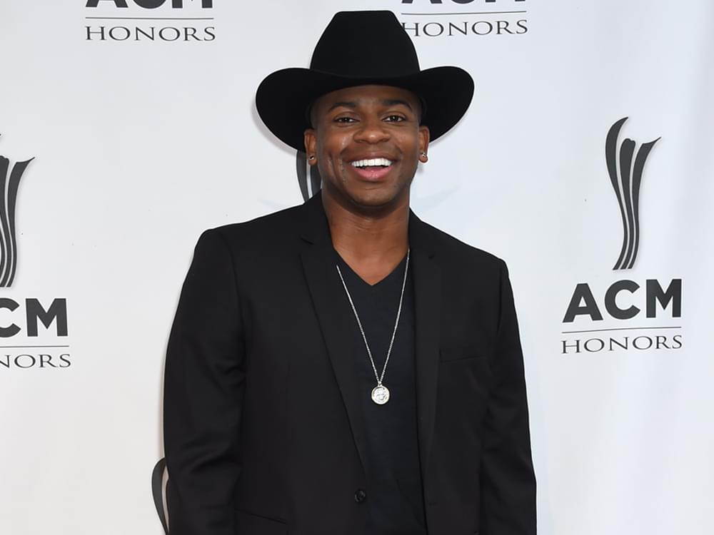 Jimmie Allen Becomes First Country Artist Since 2008 to Return to Top Spot on Airplay Chart