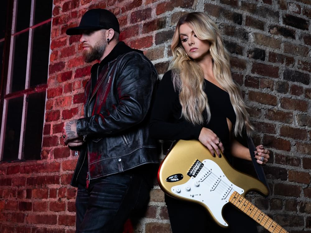 "Brantley Gilbert & Lindsay Ell Drop Video for New Duet, ""What Happens in a Small Town"" [Watch]"