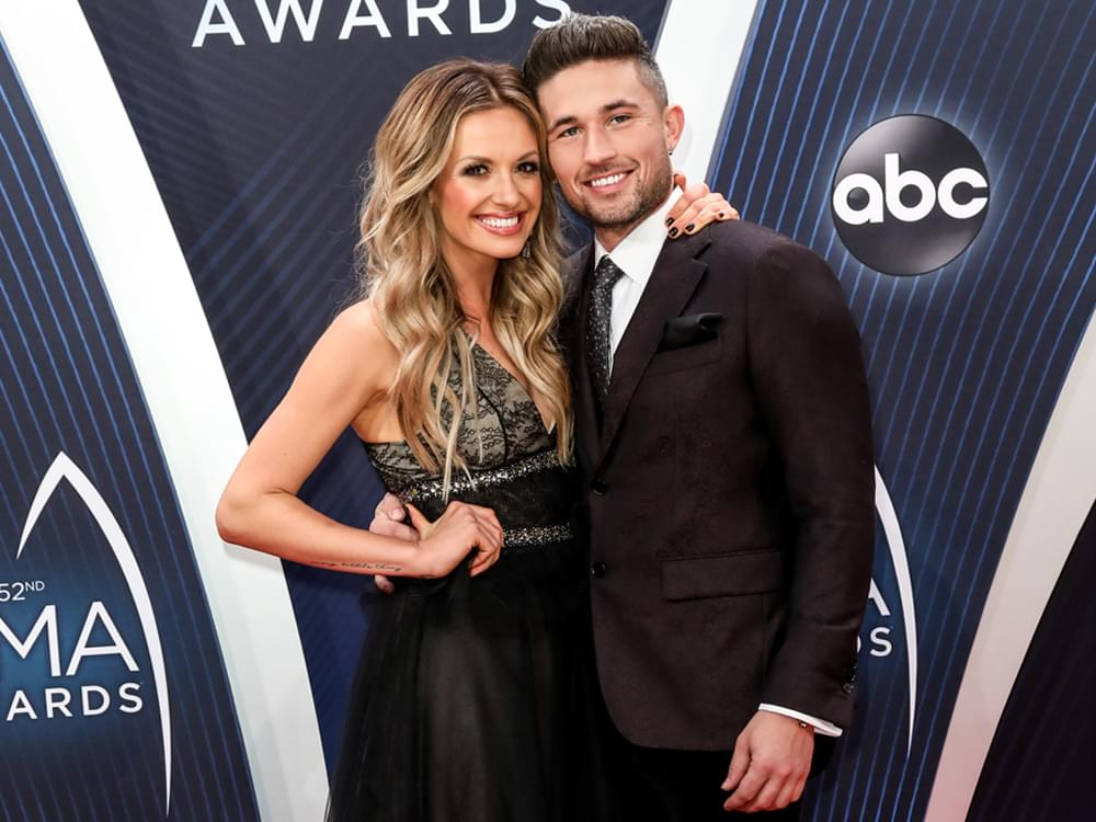 """Michael Ray & Carly Pearce Are Enjoying """"Celebrating Each Other's Dreams"""""""
