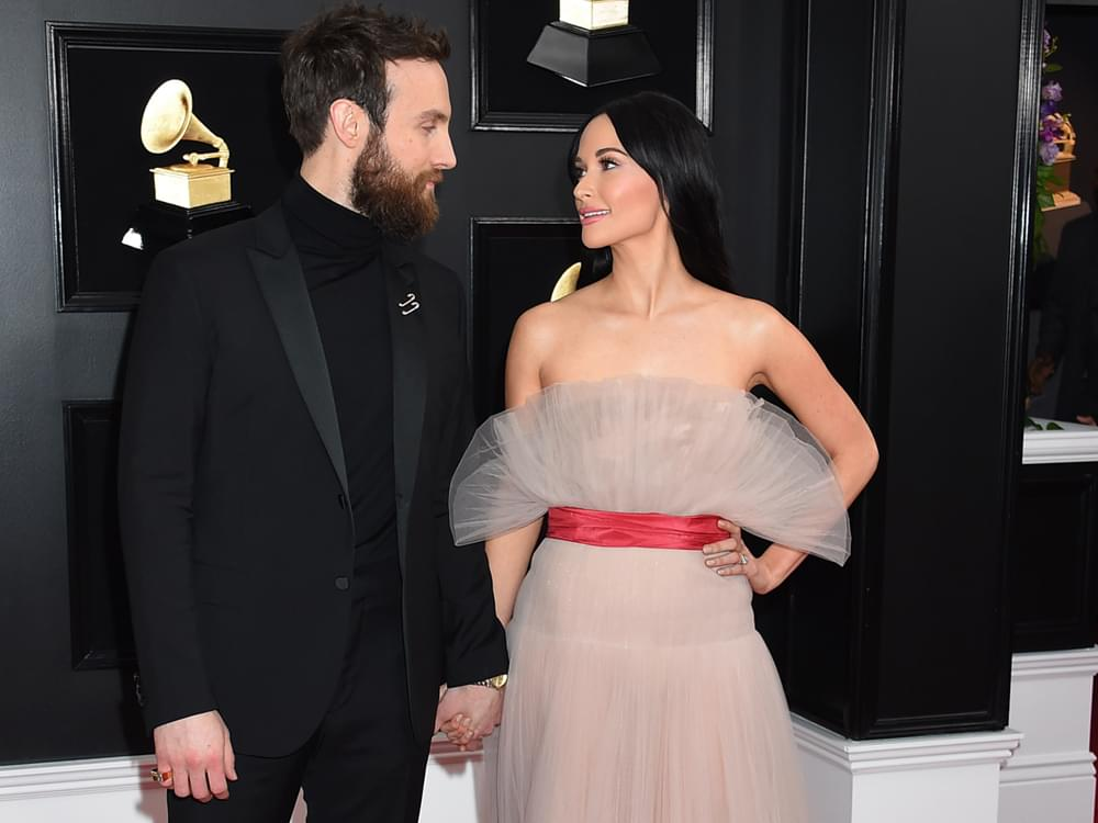 "Kacey Musgraves Shares How Ruston Kelly Opened Her Heart: ""He Made Me Laugh Again"""