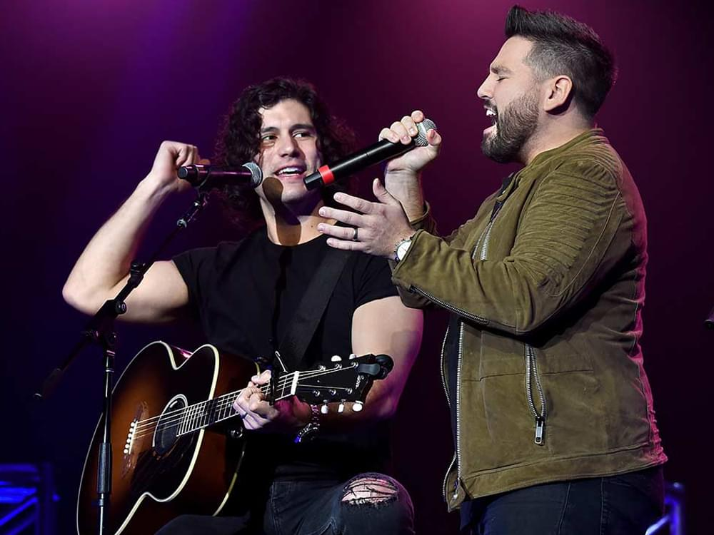 Country Stars React to Their ACM Awards Nominations, Including Dan + Shay, Carly Pearce, Lady Antebellum, Jake Owen & More