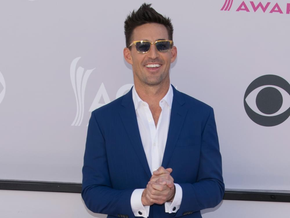 "Jake Owen Reveals March 29 Release of New Album, ""Greetings From . . . Jake"""