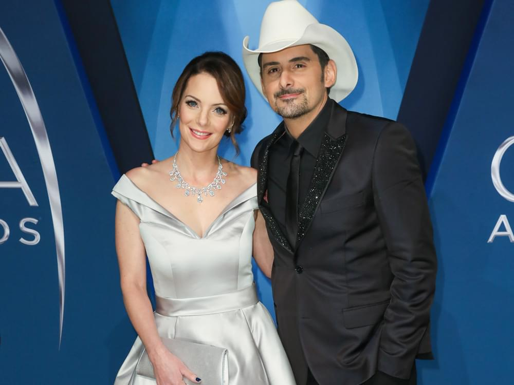 """Brad Paisley Releases Wife-Inspired New Single, """"My Miracle"""" [Listen]"""