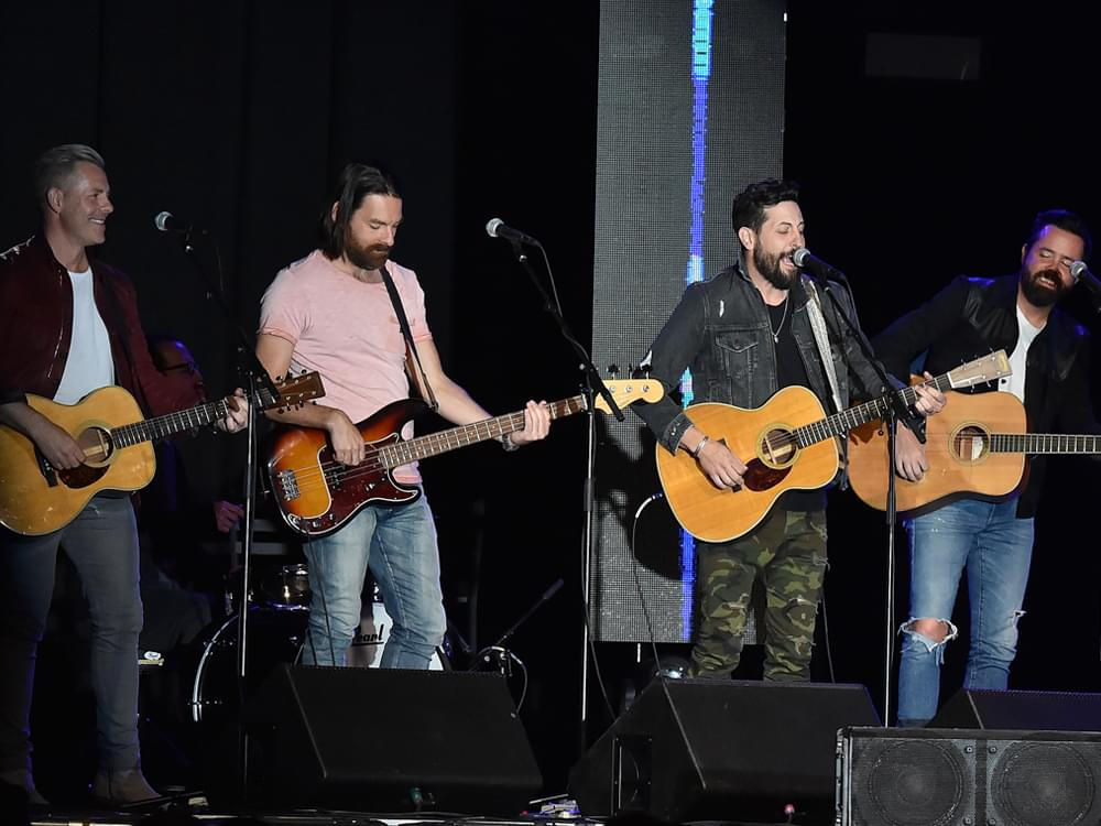 """Old Dominion Flips the Scrip With New Single, """"One Man Band"""" [Listen]"""