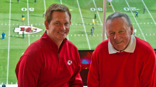 The Chiefs Award Winning Broadcast Team