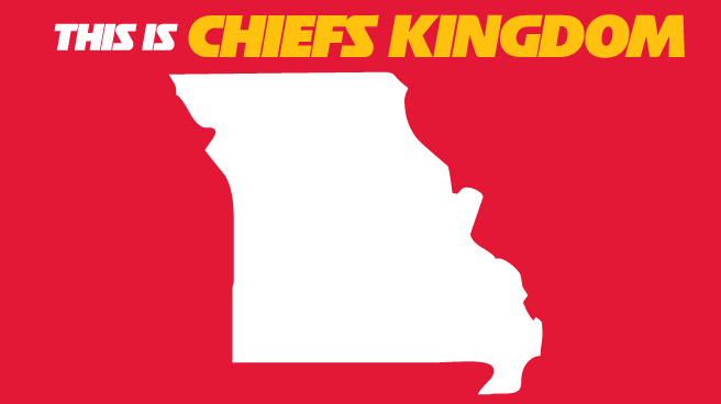 Kansas City Chiefs Official NFL Team of Missouri