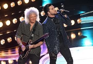 Adam Lambert Isn't Sure He Should Record New Music with Queen