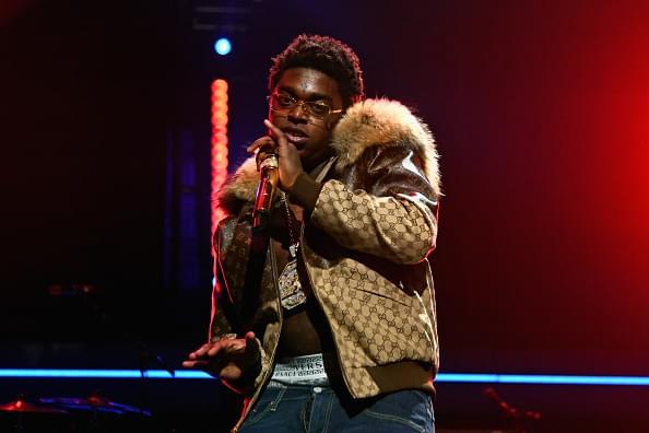 Rapper Kodak Black is arrested on firearm charges at Rolling Loud Festival