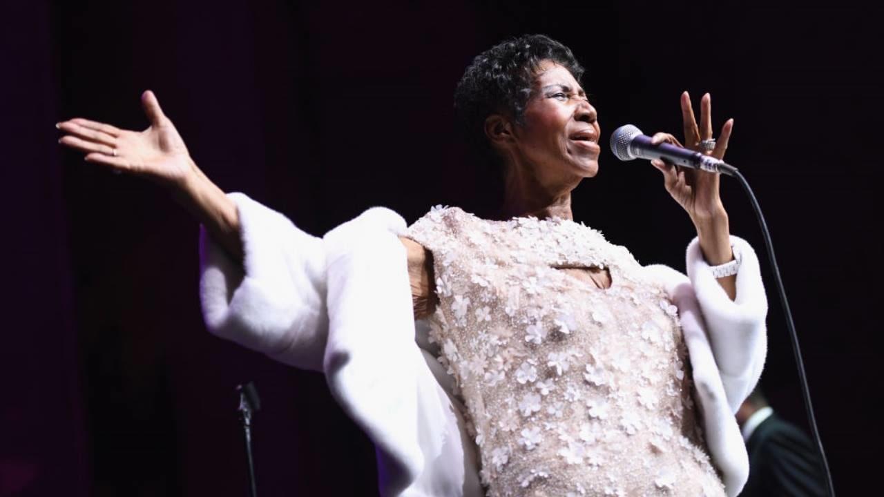 'Freeway of Love': Detroit highway named for Aretha Franklin