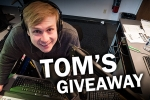 Tom's Afternoon Giveaway!