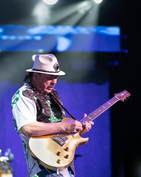 Santana & the Doobie Brothers – 8/9/19 @ Ruoff Home Mortgage Music Center