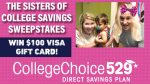 CollegeChoice 529 September 2019 Sweepstakes