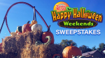 Holiday World Happy Halloween Weekend Sweepstakes