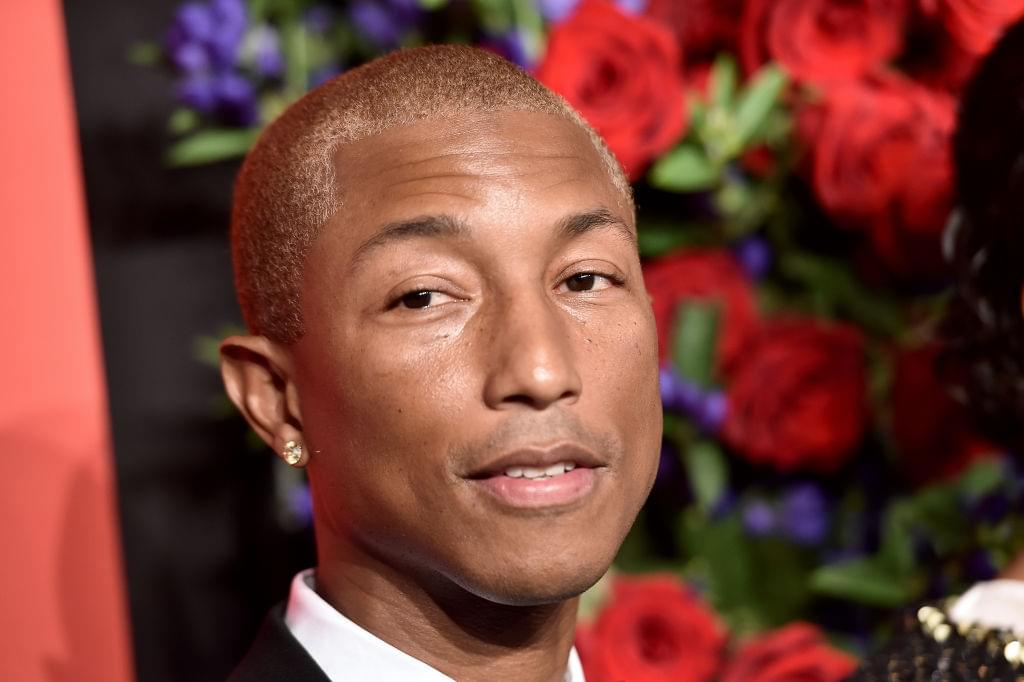 "E-Buzz: Pharrell Williams Denounces ""Blurred Lines"""