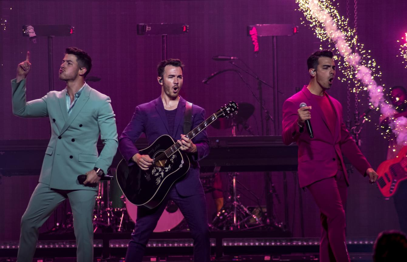 Jonas Brothers 9/13/19 @ Bankers Life Fieldhouse