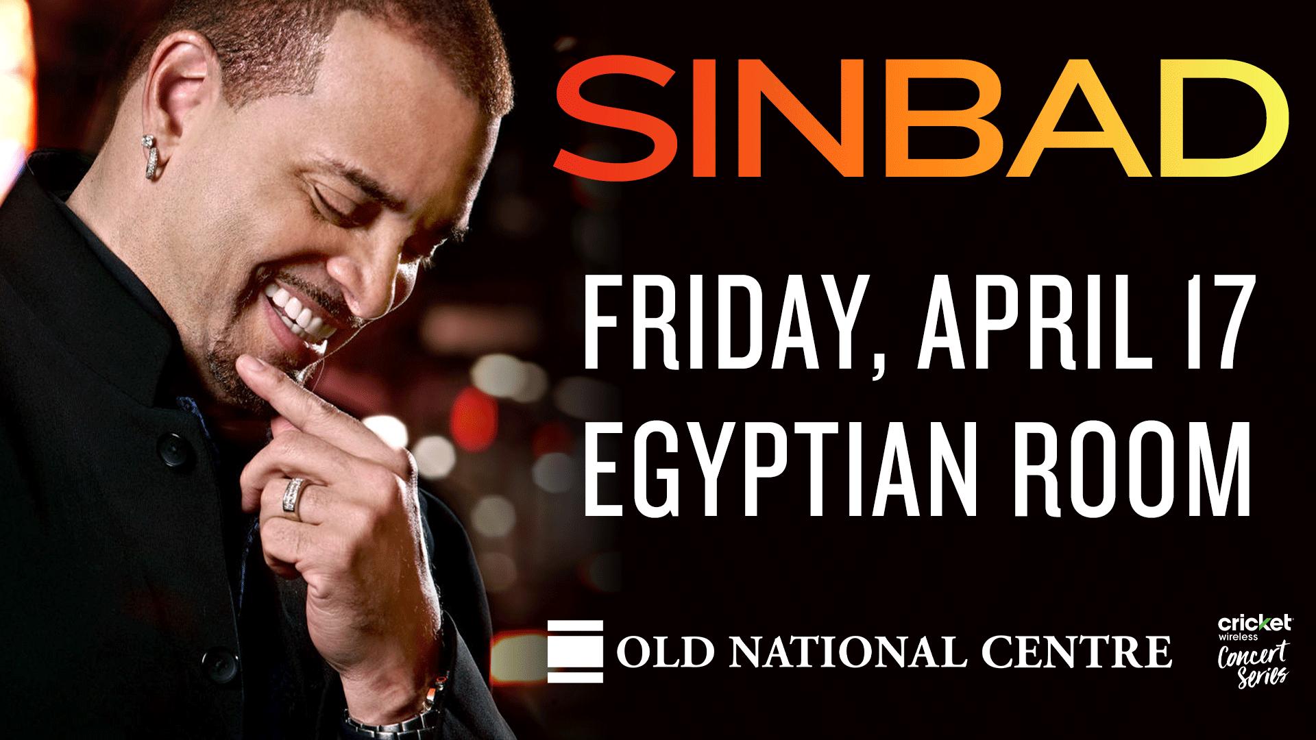 April 17 – Sinbad