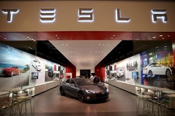 You Can Now Do WHAT With Your Tesla?