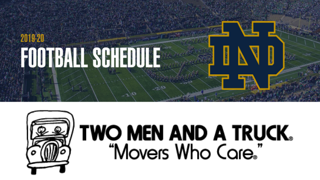 Notre Dame Football 2019