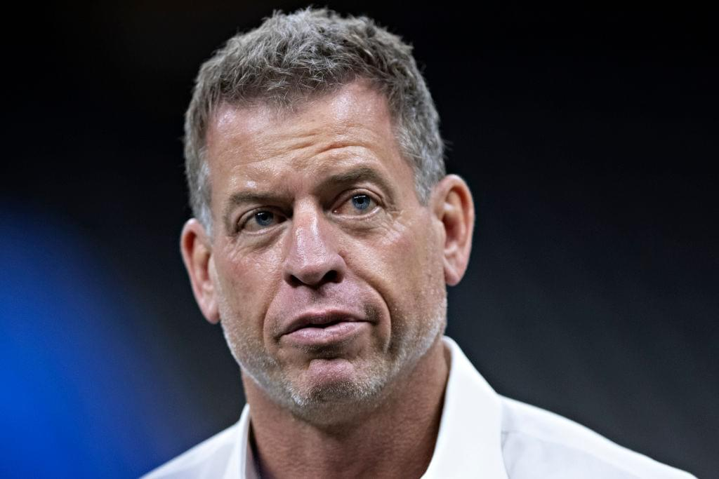 Troy Aikman Defends Andrew Luck Against Doug Gottlieb