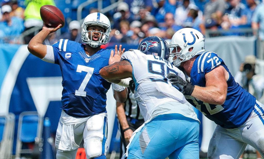 Colts vs. Titans: Recap