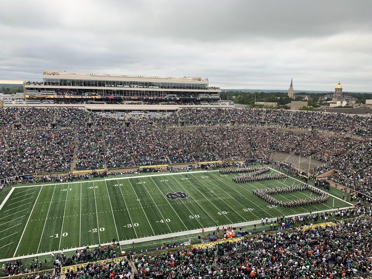 RECAP: #10 Notre Dame vs. #18 Virginia