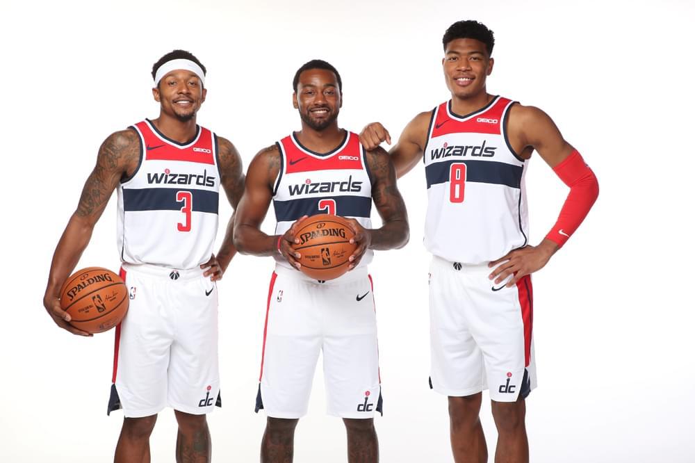 Wizards Home Opener Versus Houston Rockets – 10/30/19