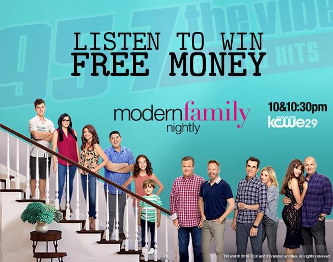 Listen to win FREE MONEY!