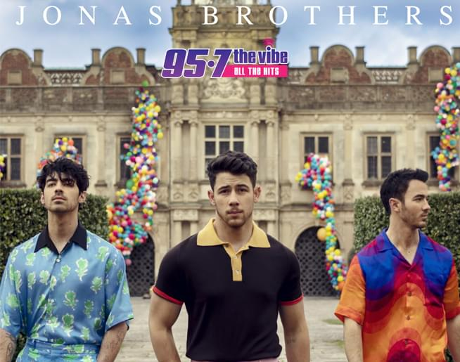 The Jonas Brothers are Back!