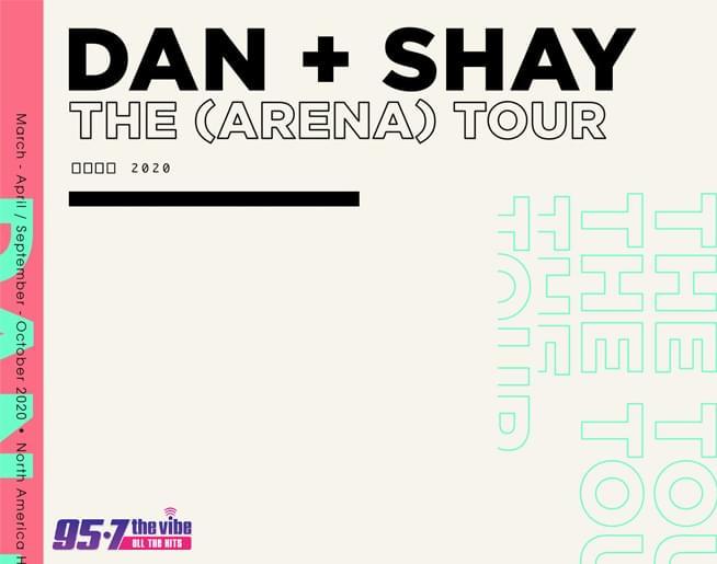 Dan + Shay // 4.9.20 @ Sprint Center