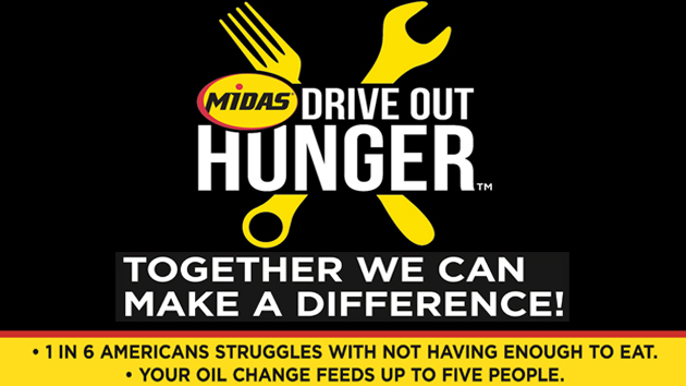 Enter to WIN a FREE Oil Change from Midas!