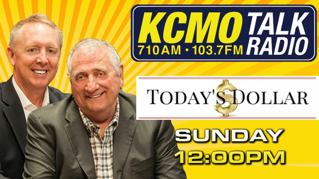 Today's Dollar Show – Sundays at Noon