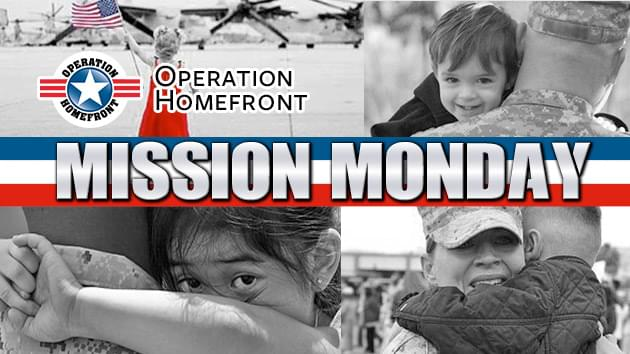 Mission Monday with Operation Homefront