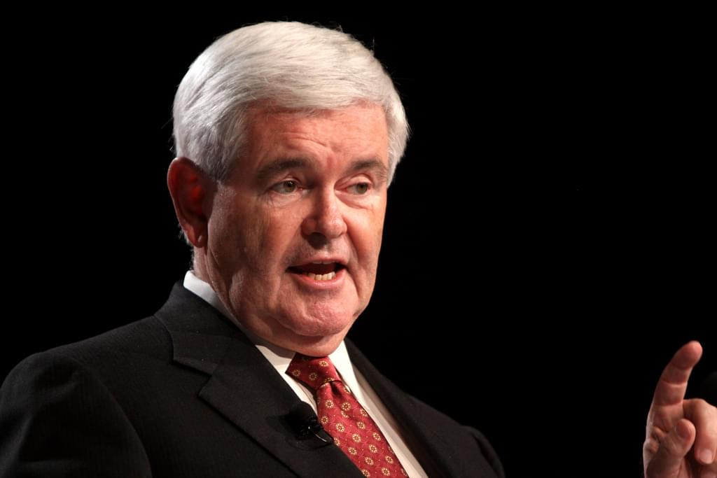 Former Speaker of the House, Newt Gingrich joins Pete Mundo on KCMO