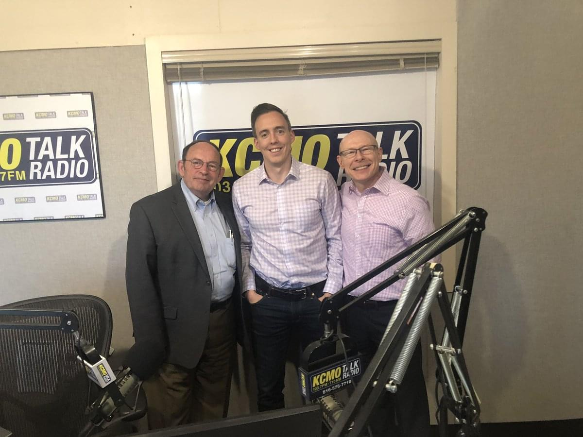 Michael Mahoney and Nick Haines Talk KCMO Mayoral Race With Pete Mundo