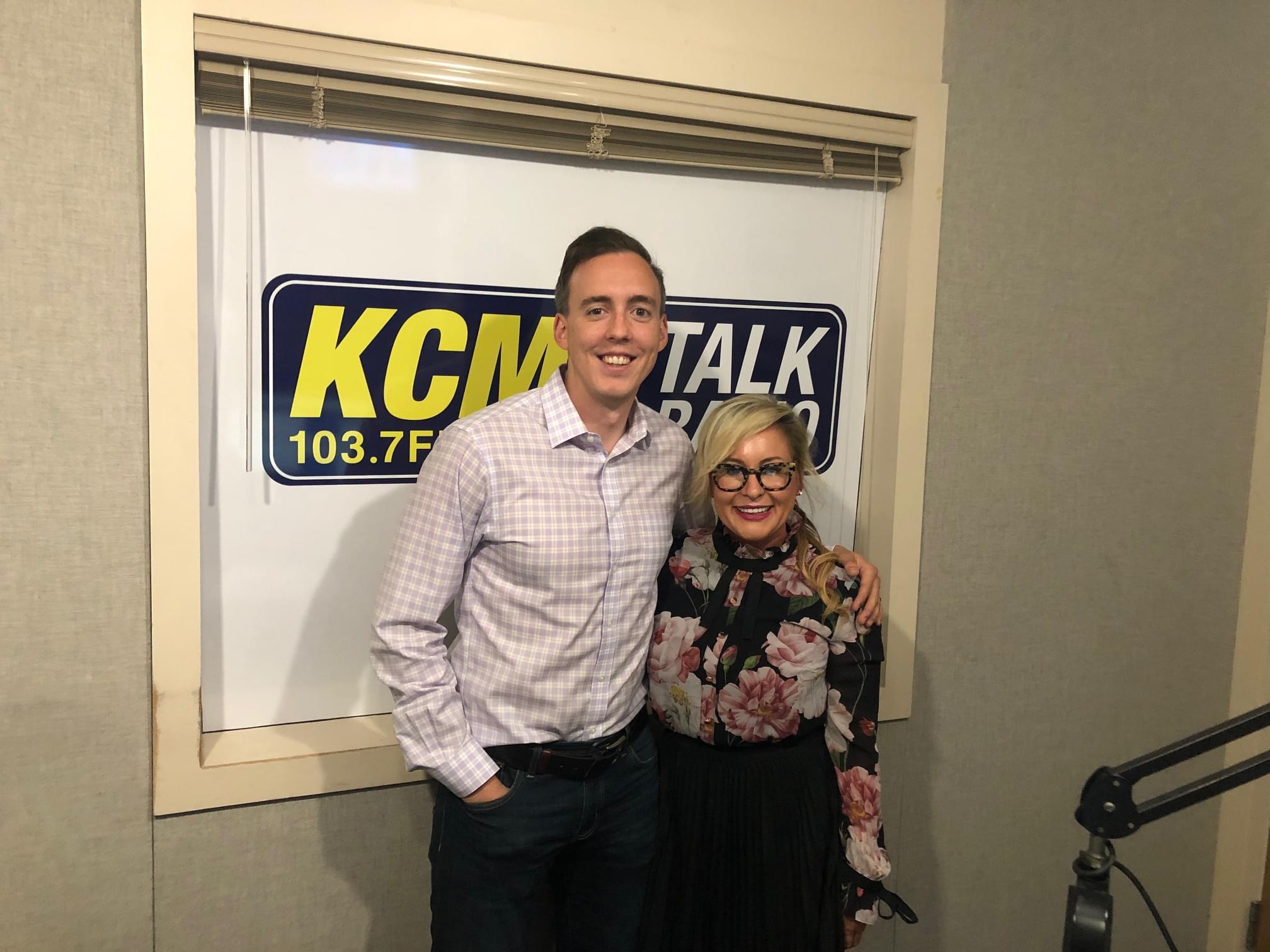 A Challenger for Sharice Davids, Sara Hart Wier, Joins Pete Mundo on KCMO