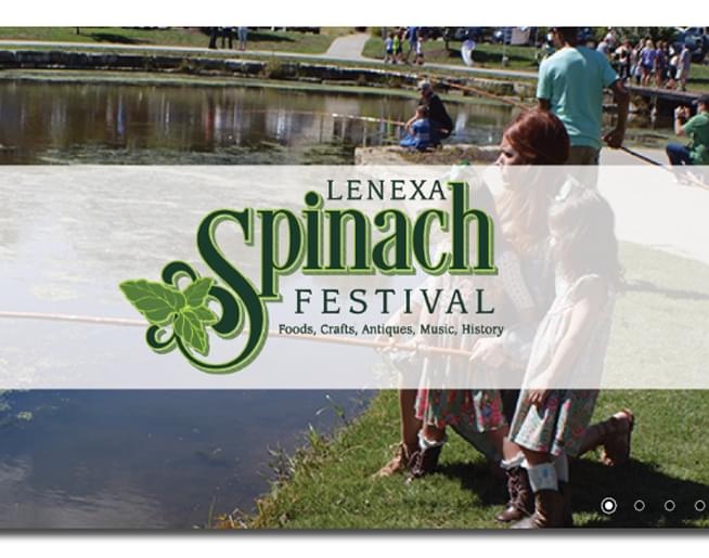 SPINACH FESTIVAL – Sept 7th