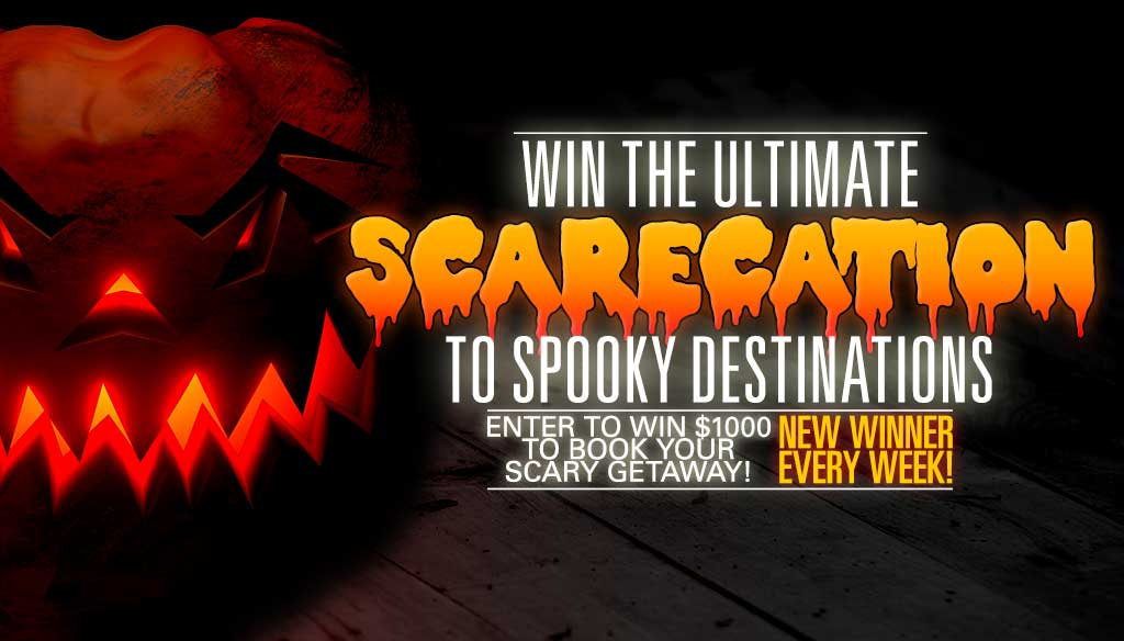 Your Chance to Win a SCAREcation