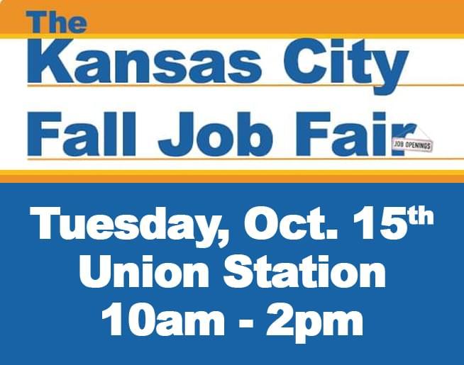 The 2019 Kansas City Fall Job Fair