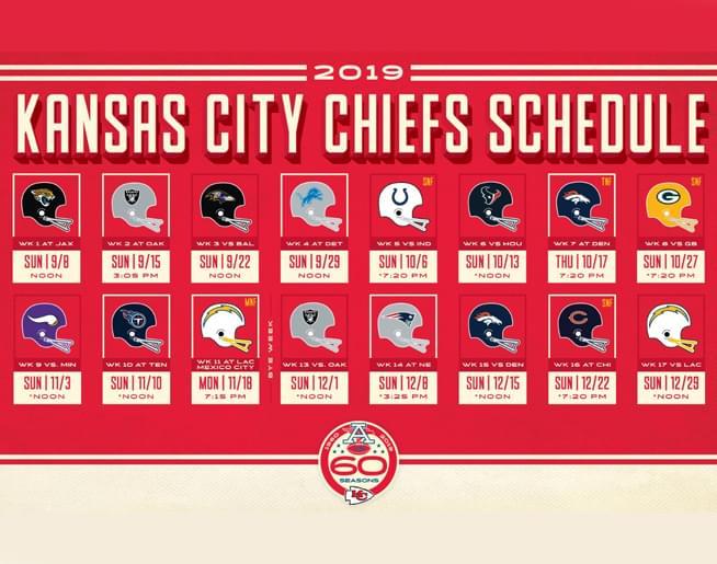 chiefs schedule header