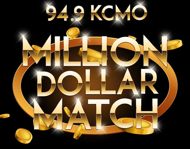 94.9 KCMO Million Dollar Match