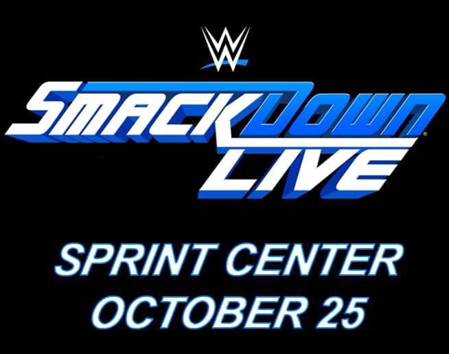 WWE Smackdown // 10.25.19 @ Sprint Center