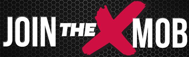Join The X MOB