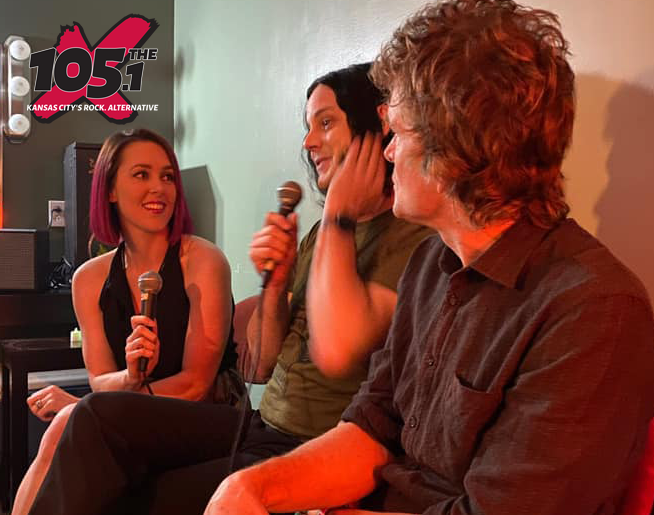 105.1 The X interview with Jack White