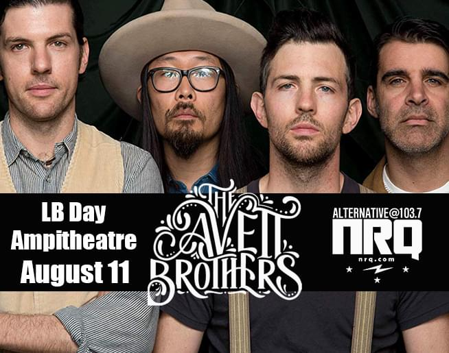 The Avett Brothers in Salem