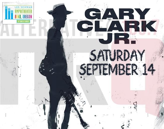Don't Miss Gary Clark Jr In Bend